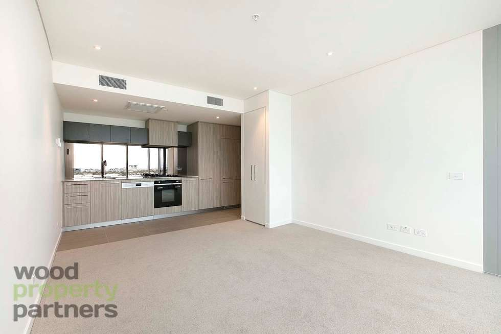 Second view of Homely apartment listing, 1308/81 South Wharf Drive, Docklands VIC 3008