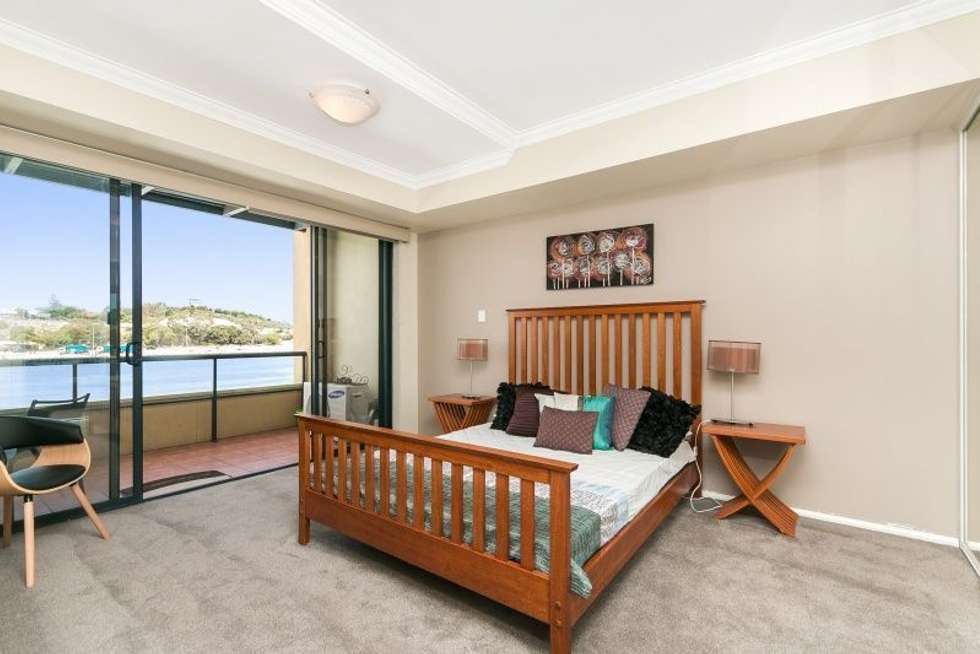 Second view of Homely apartment listing, 206/6 Doepel Street, North Fremantle WA 6159