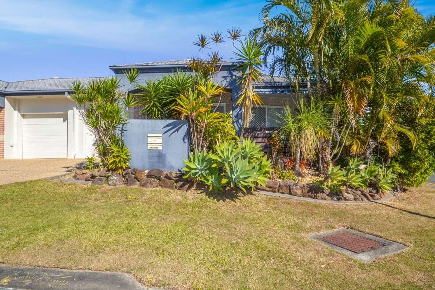 Main view of Homely semiDetached listing, 3/12 Vinson Drive, Varsity Lakes QLD 4227