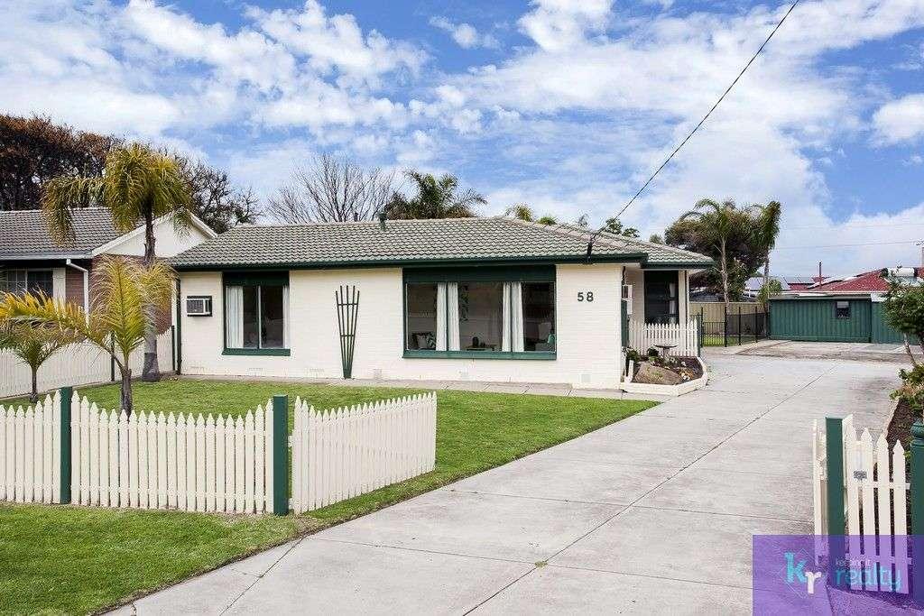 Main view of Homely house listing, 58 Sullivan Terrace, O'sullivan Beach, SA 5166