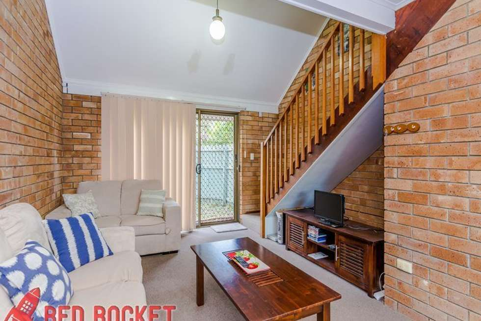 Second view of Homely townhouse listing, 1/11 Macquarie Street, Woodridge QLD 4114