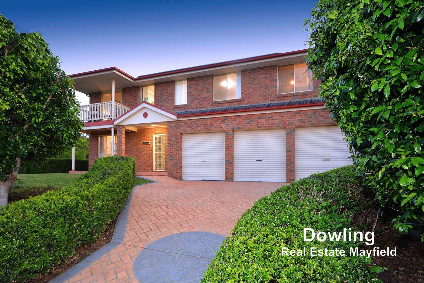 Main view of Homely house listing, 44 Eucalyptus Circuit, Warabrook, NSW 2304