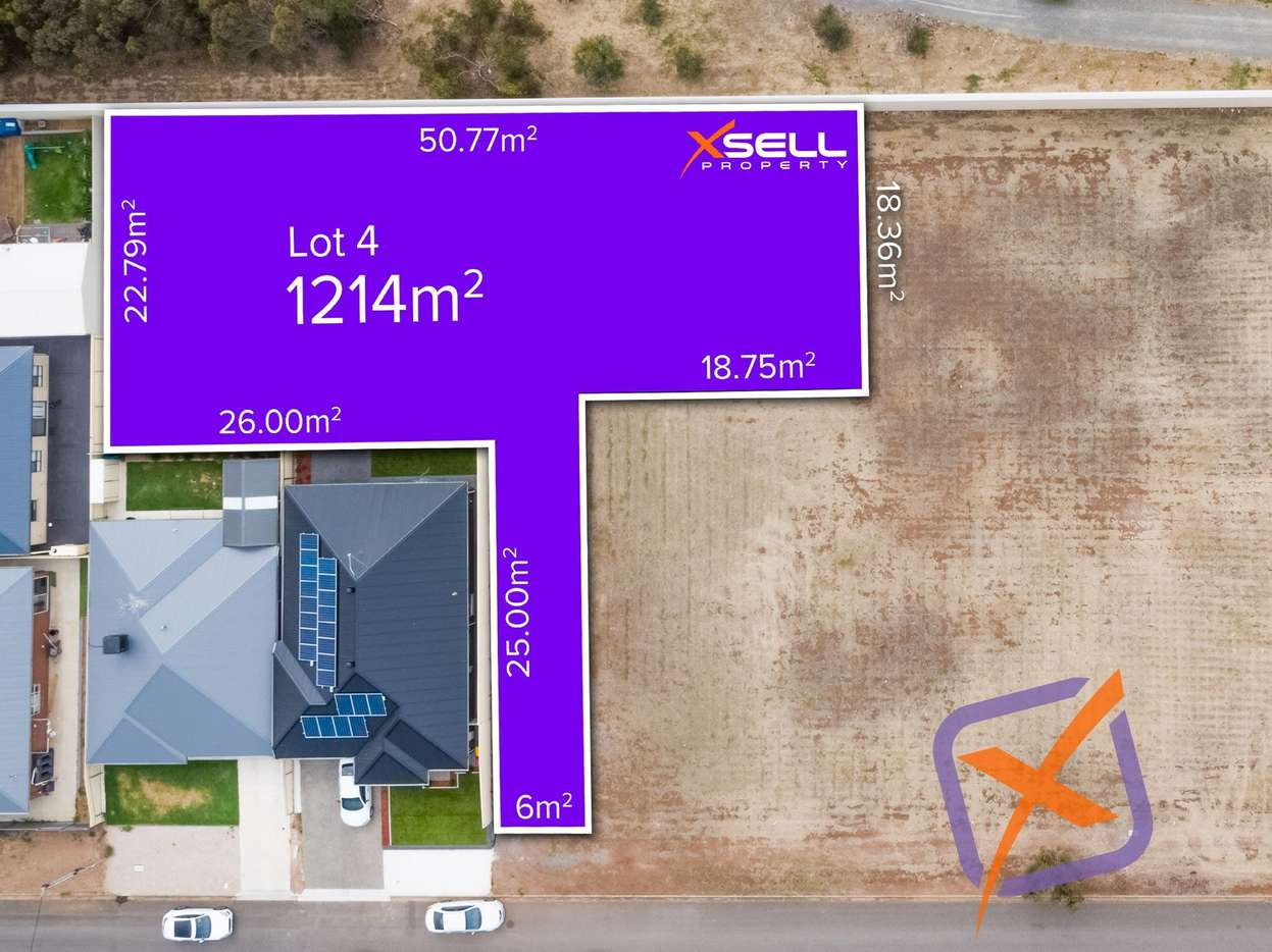 Main view of Homely  listing, Lot 4, 14 Barnabas Crescent, Christie Downs, SA 5164