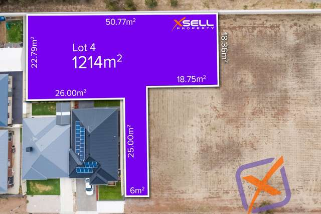 Lot 4, 14 Barnabas Crescent, Christie Downs SA 5164