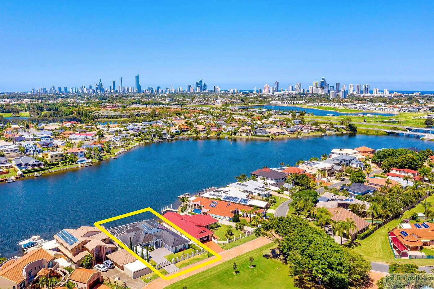 Main view of Homely house listing, 138 Port Jackson Bvd, Clear Island Waters, QLD 4226