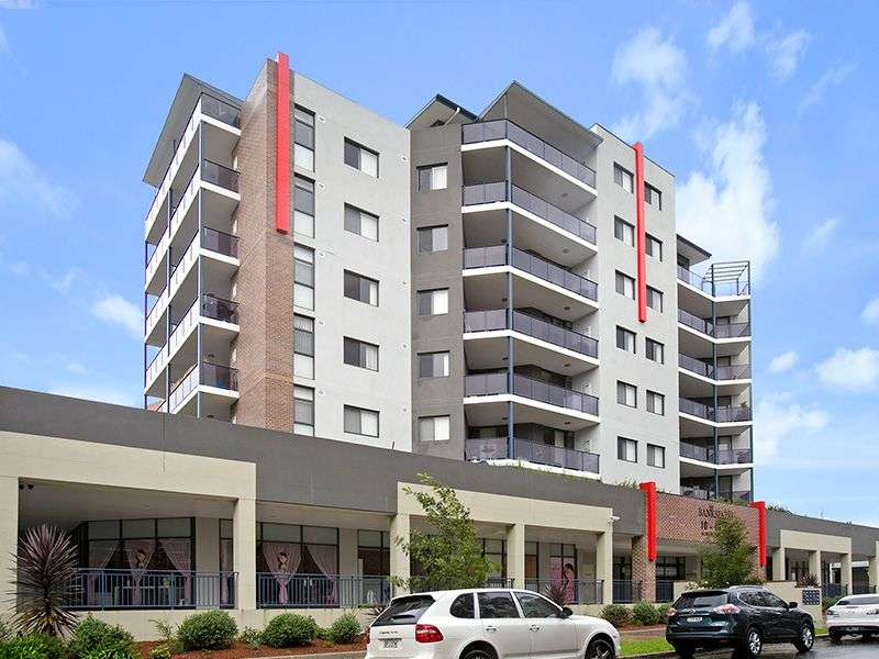 Main view of Homely unit listing, 35/10 Robertson Street, Sutherland, NSW 2232