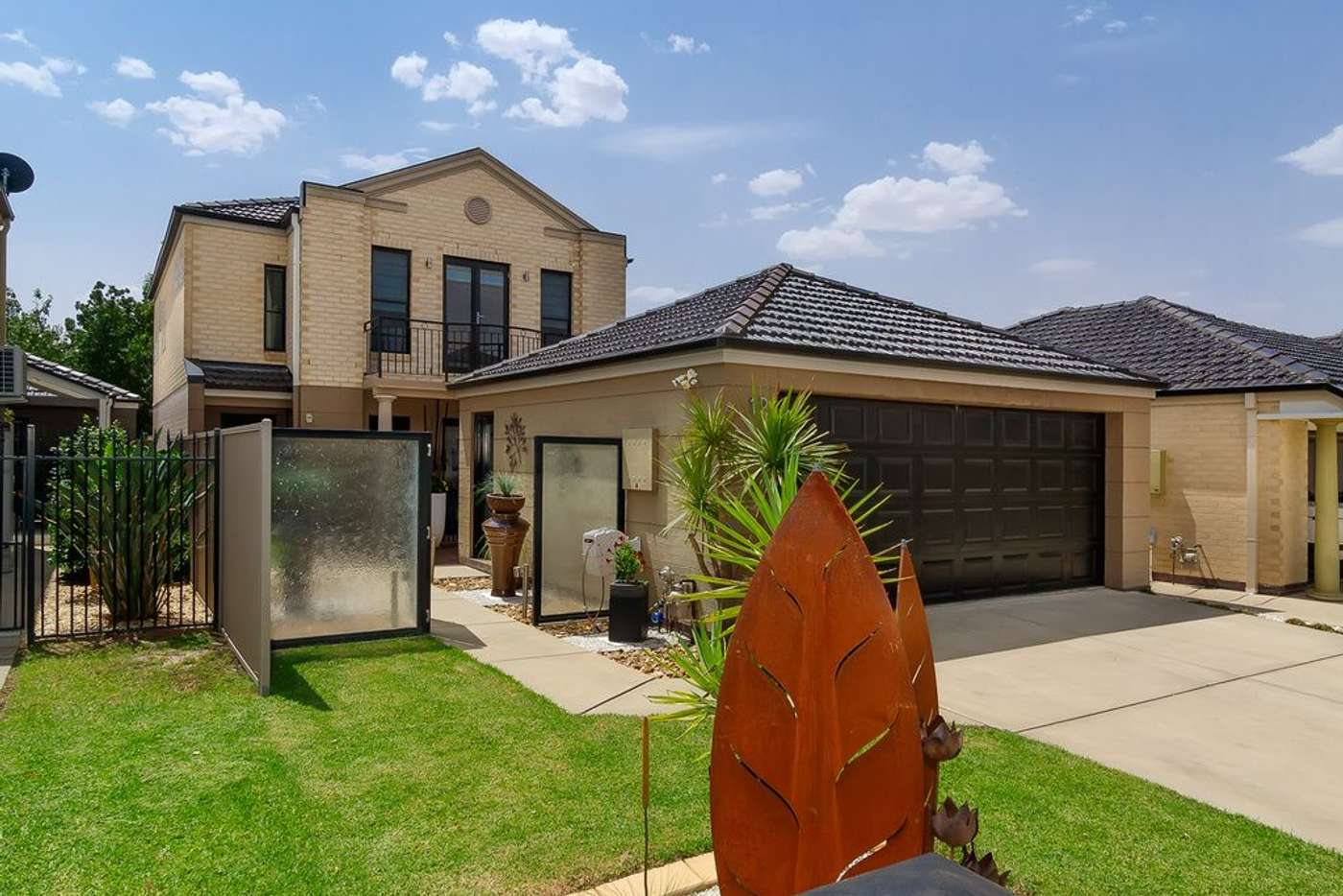 Main view of Homely townhouse listing, 12 Galing Place, Wagga Wagga NSW 2650