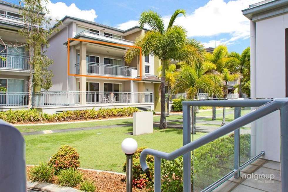 Second view of Homely unit listing, 905/33 Clark Street, Biggera Waters QLD 4216