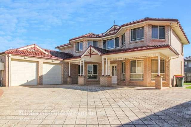 11 Filante Street, Kellyville Ridge NSW 2155