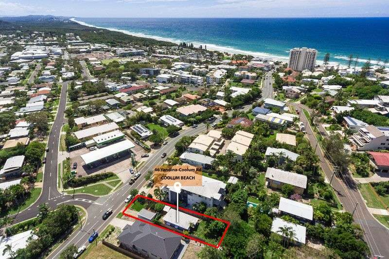 Main view of Homely house listing, 46 Yandina Coolum Rd, Coolum Beach, QLD 4573