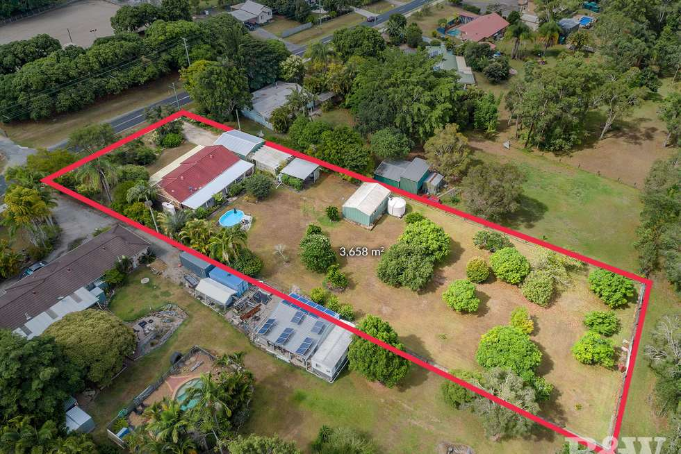 Third view of Homely acreageSemiRural listing, 93-95 Smiths Road, Elimbah QLD 4516
