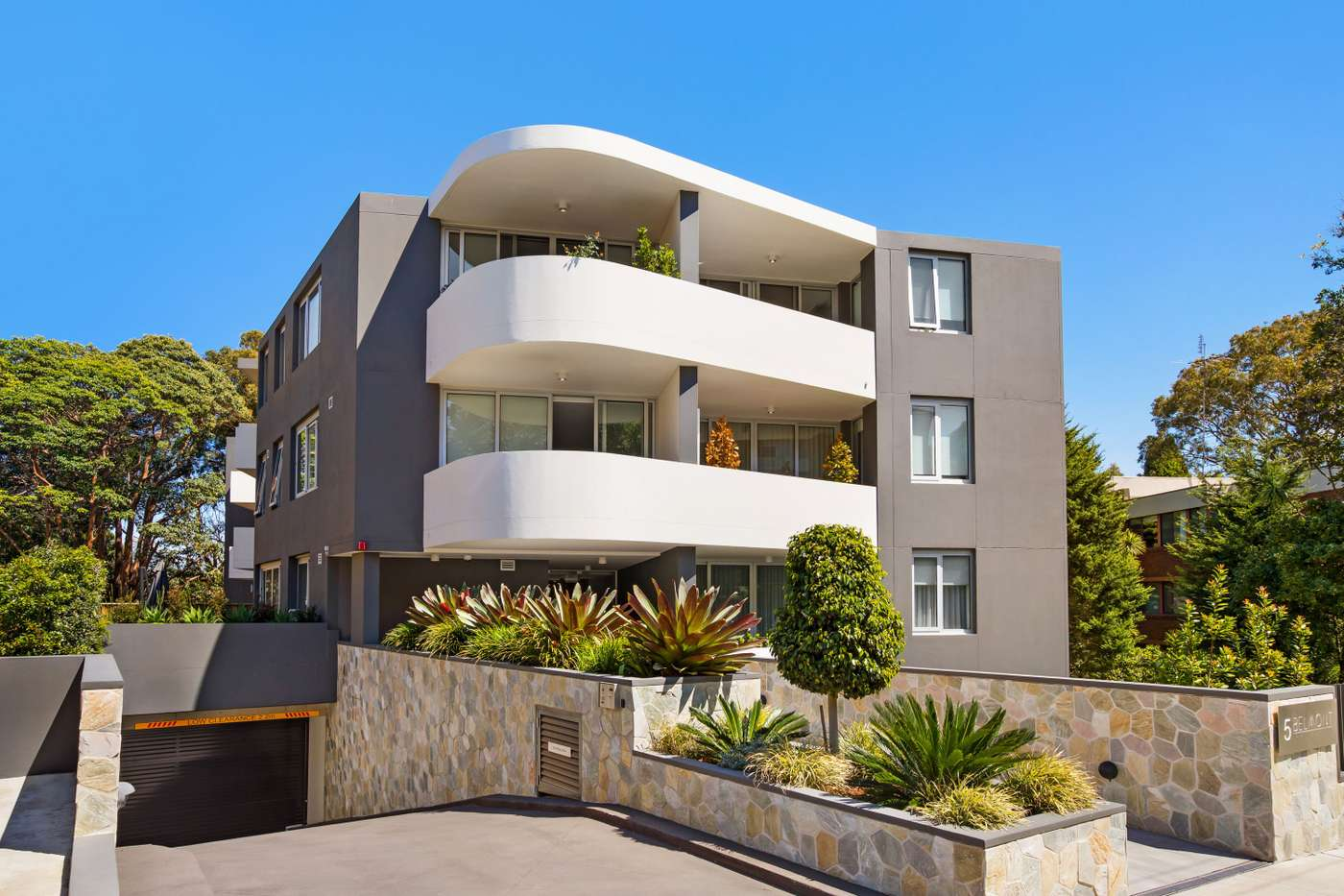 Main view of Homely apartment listing, 106/5 Belmont Avenue, Wollstonecraft, NSW 2065