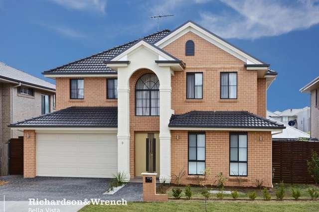 9 Glide Place, Kellyville Ridge NSW 2155