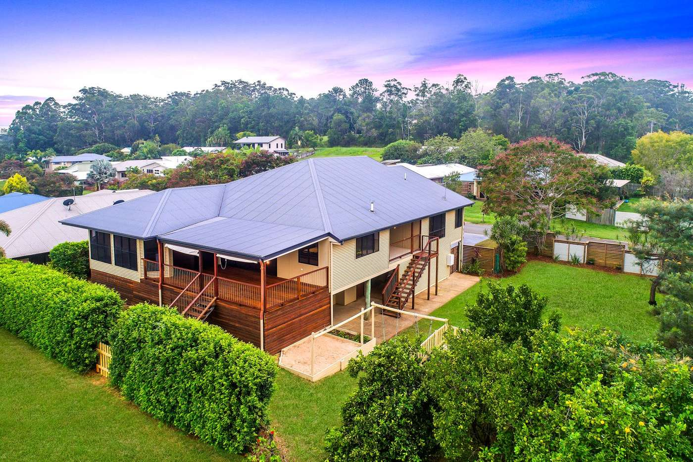 Main view of Homely house listing, 22 Harris Drive, Palmwoods QLD 4555