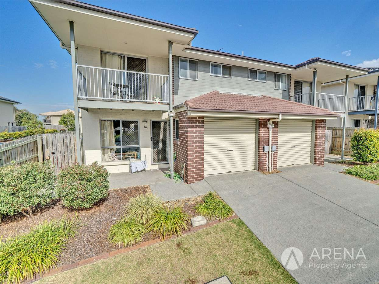 Main view of Homely townhouse listing, 76/75 Outlook Place, Durack, QLD 4077
