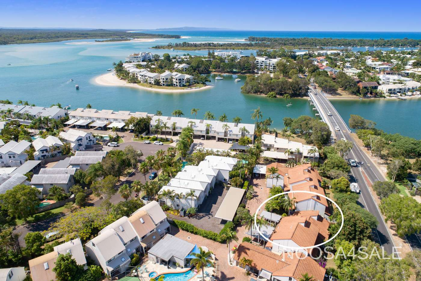 Main view of Homely unit listing, 6/124 Noosa Parade, Noosaville, QLD 4566