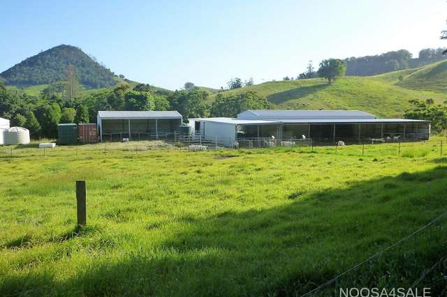 249 Upper Pinbarren Creek Road, Pinbarren QLD 4568