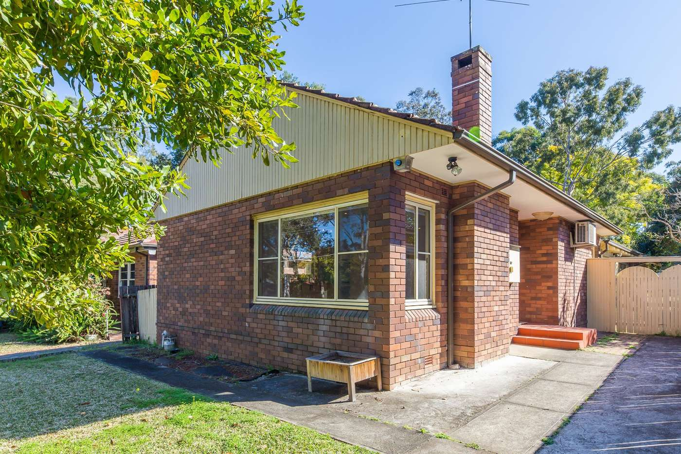 Main view of Homely semiDetached listing, 27 Holway Street, Eastwood NSW 2122