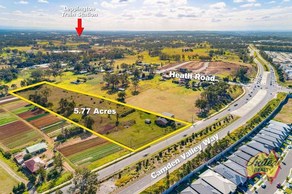 Main view of Homely house listing, 1297 Camden Valley Way, Leppington, NSW 2179