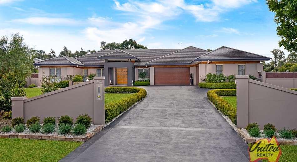 54 Portrush Crescent, Luddenham NSW 2745