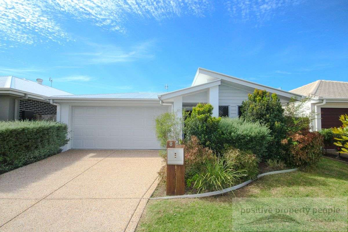 Main view of Homely house listing, 8 Teal Street, Caloundra West, QLD 4551