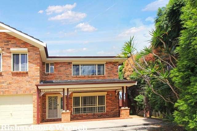 39B Kimberley Court, Bella Vista NSW 2153