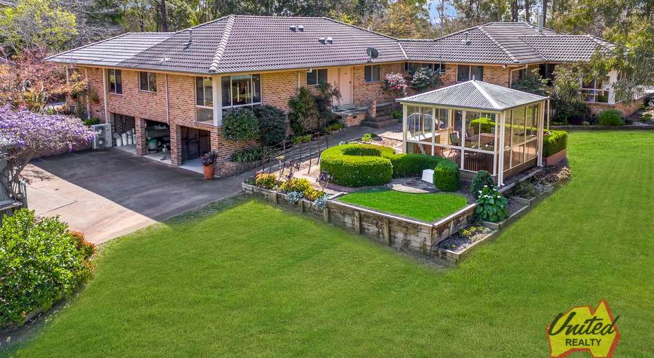 2560 Silverdale Road, Wallacia NSW 2745