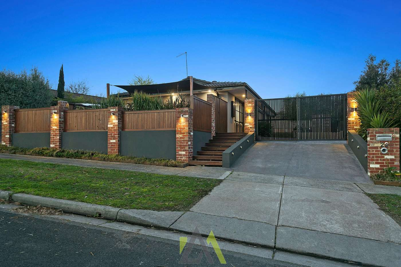 Main view of Homely house listing, 22 Leonard Drive, Langwarrin, VIC 3910