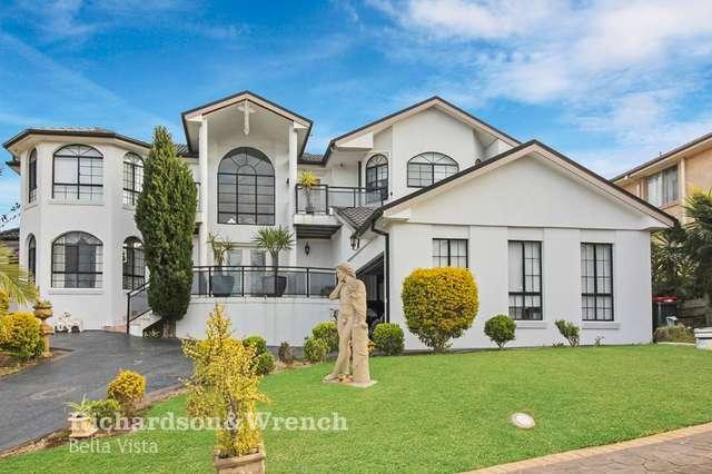 74 Coachman Crescent, Kellyville Ridge NSW 2155