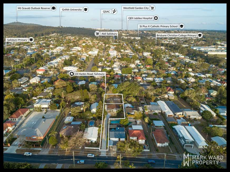 Lot 2, 24 Harlen Road, Salisbury, QLD 4107 - Residential