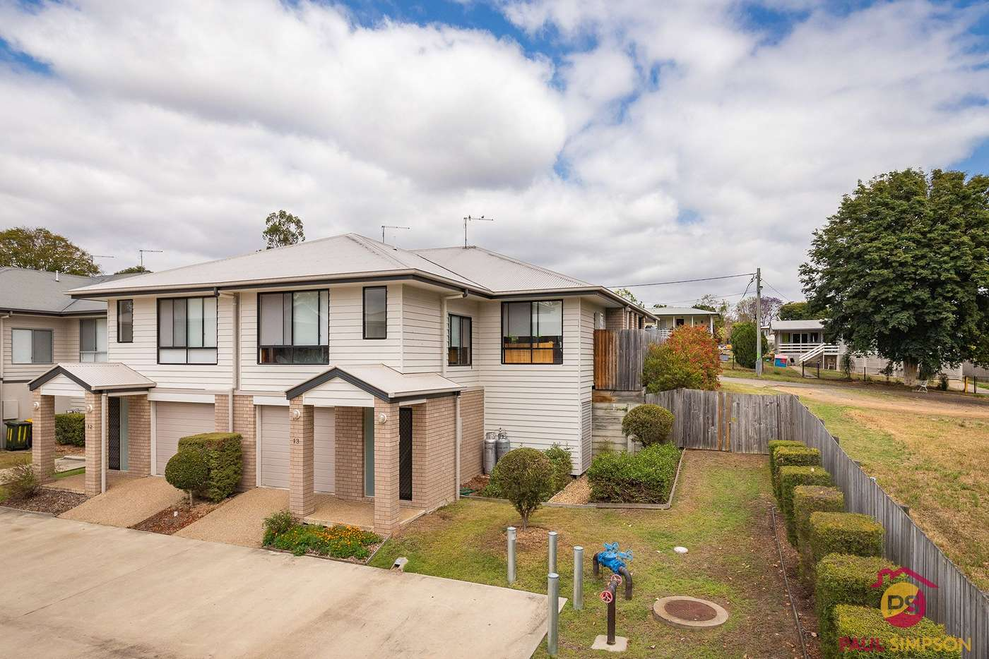 Main view of Homely townhouse listing, 13/26-30 Hart Street, Beaudesert QLD 4285