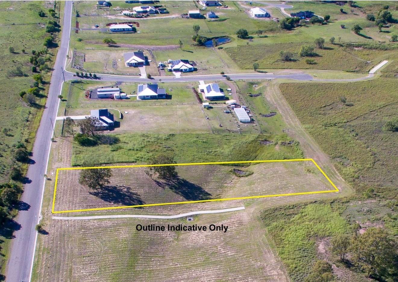 Main view of Homely  listing, Lot 40 Funk Road, Regency Downs, QLD 4341