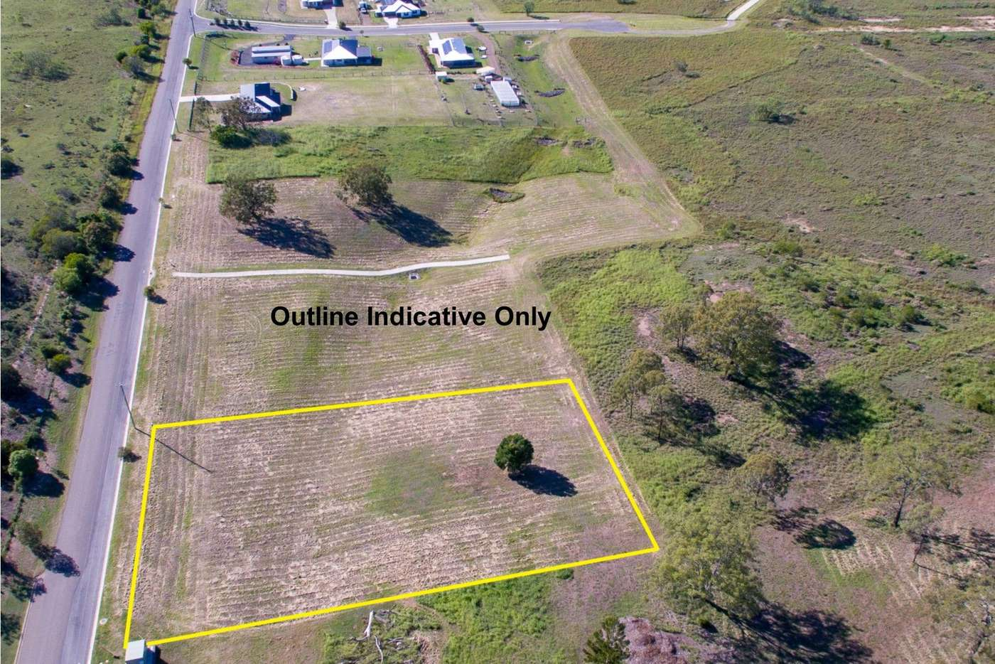 Main view of Homely residentialLand listing, Lot 12 Funk Road, Regency Downs QLD 4341