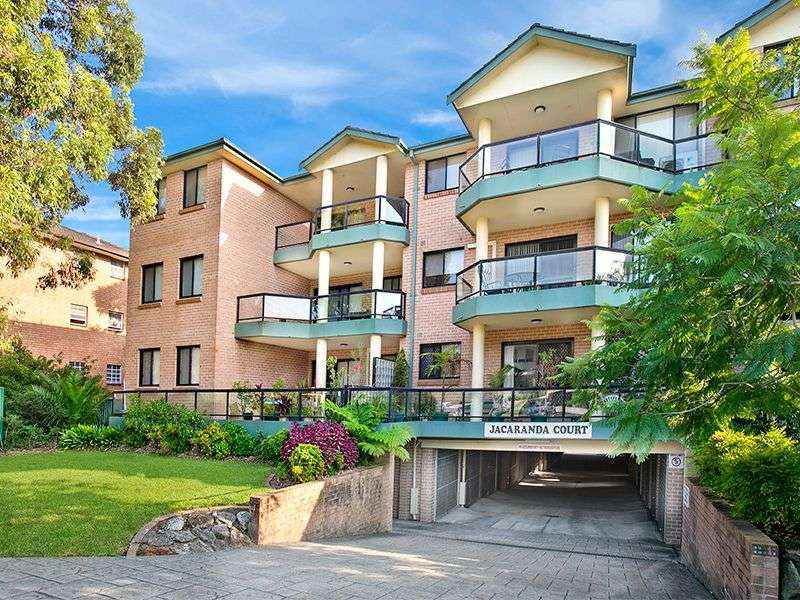 Main view of Homely apartment listing, 18/63-65 Flora Street, Kirrawee, NSW 2232