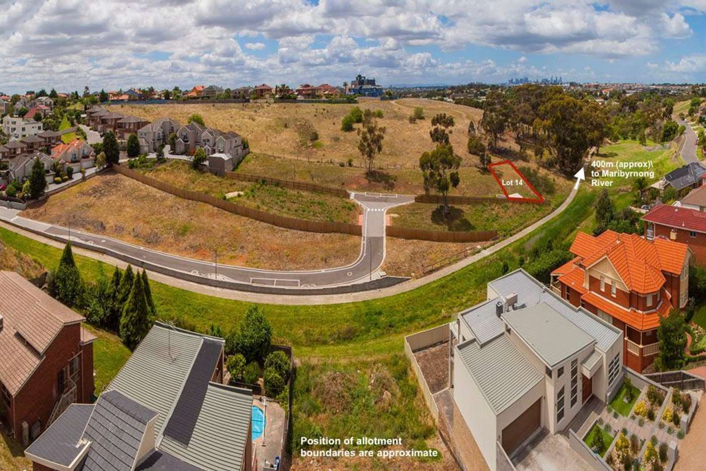 Main view of Homely residentialLand listing, 14/9a Weyburn Place, Avondale Heights VIC 3034