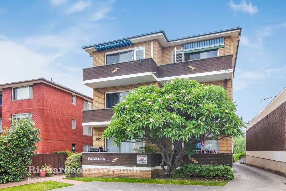 Main view of Homely apartment listing, 6/157 Hawkesbury Road, Westmead, NSW 2145