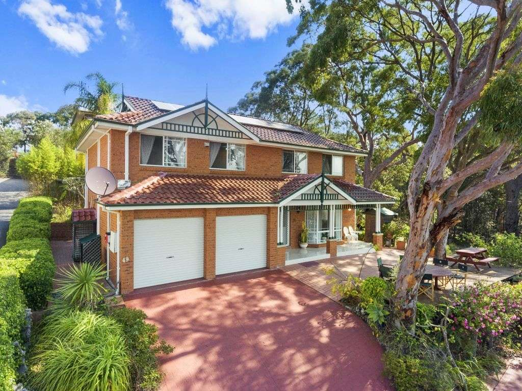 Main view of Homely house listing, 49 Kingsview Drive, Umina Beach, NSW 2257