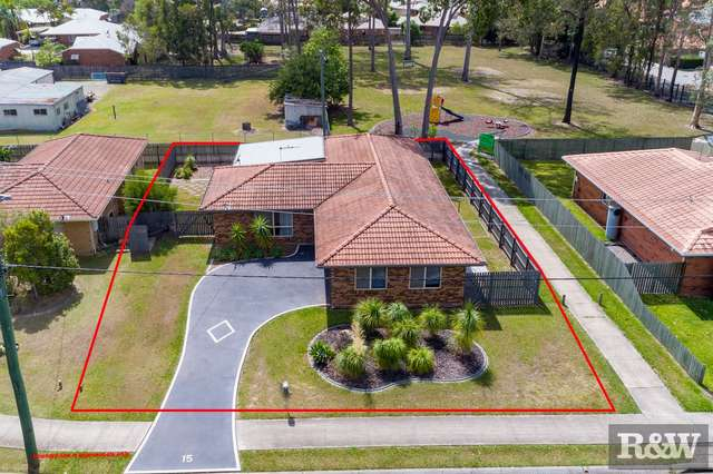 15 Barossa Crescent, Caboolture South QLD 4510