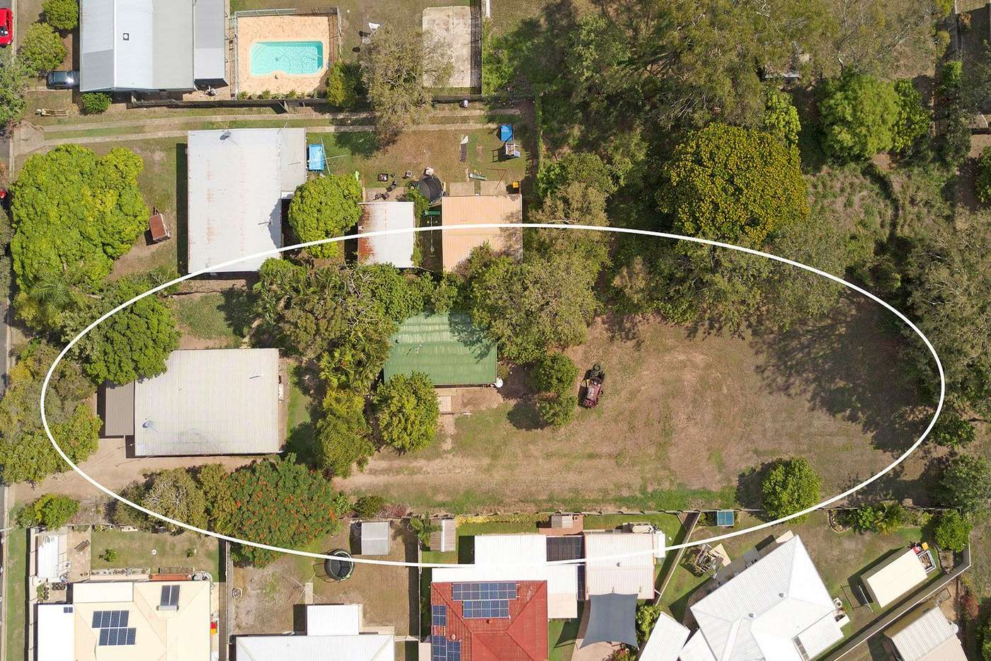 Main view of Homely house listing, 36 Neils Street, Pialba QLD 4655