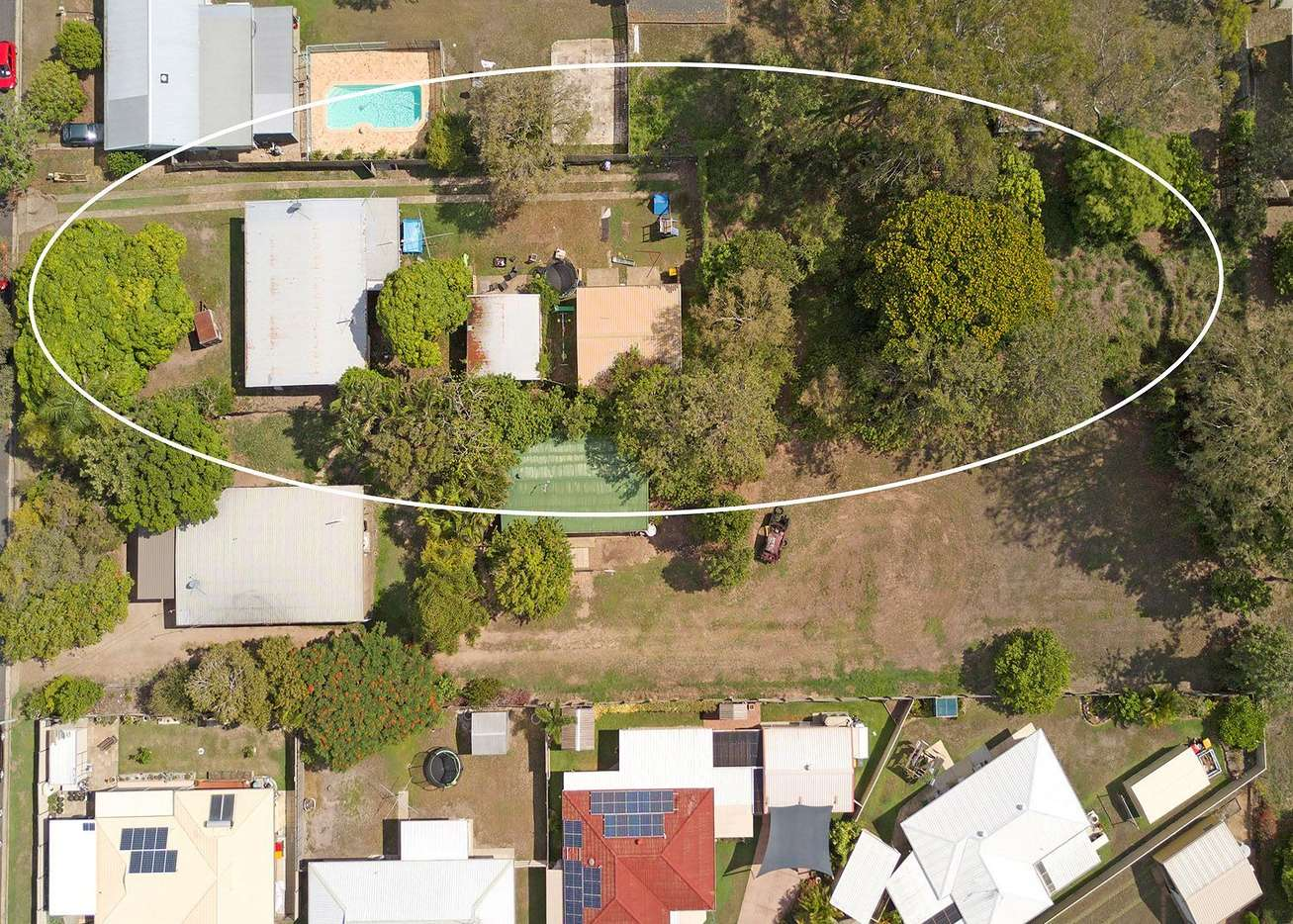 Main view of Homely house listing, 34 Neils Street, Pialba, QLD 4655