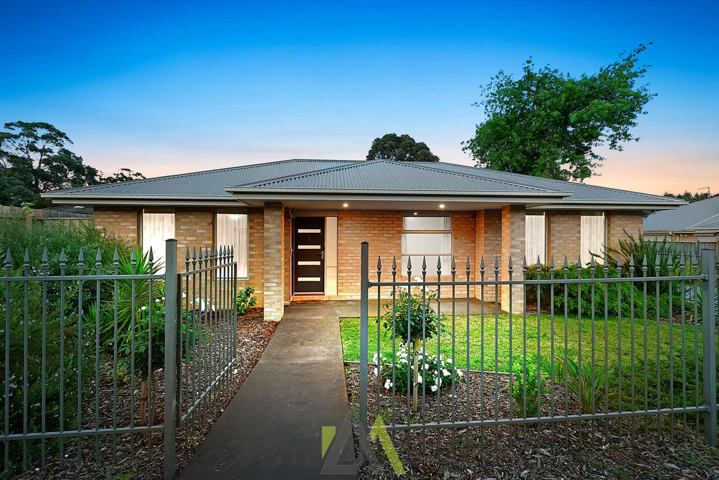 Main view of Homely unit listing, 1/67 Cranbourne-Frankston Road, Langwarrin VIC 3910