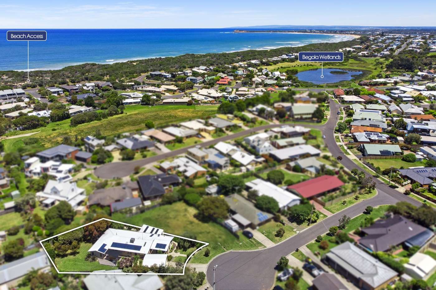 Main view of Homely house listing, 10 Derek Court, Ocean Grove, VIC 3226