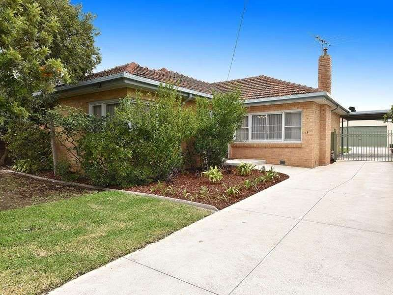 Main view of Homely house listing, 13 Arbor Terrace, Avondale Heights, VIC 3034