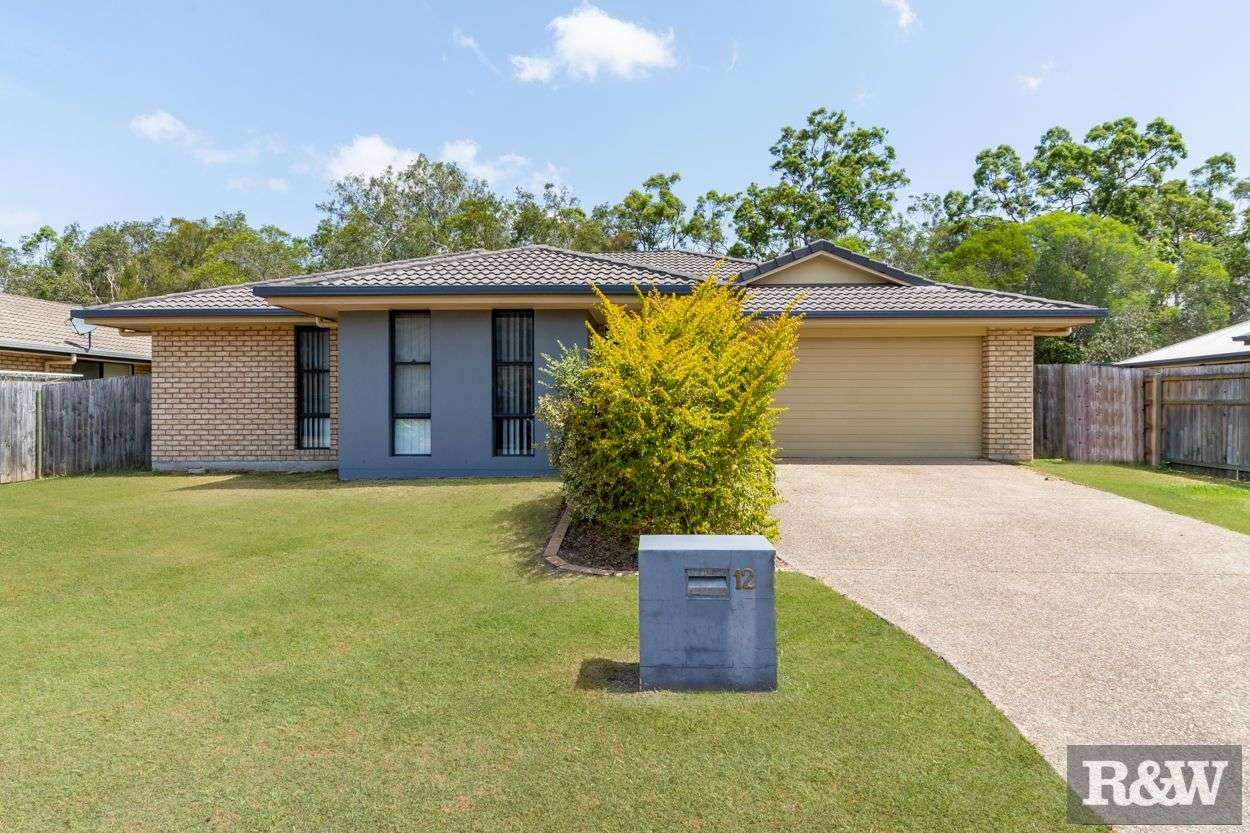 Main view of Homely house listing, 12 Bilby Drive, Morayfield, QLD 4506