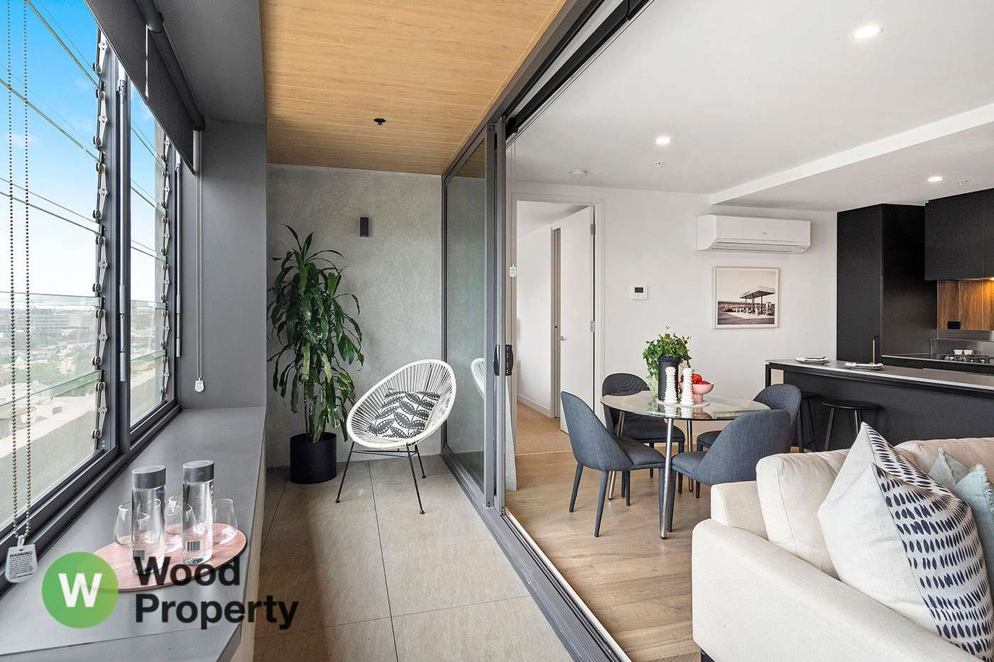 Main view of Homely apartment listing, 801/19 Judd Street, Richmond, VIC 3121