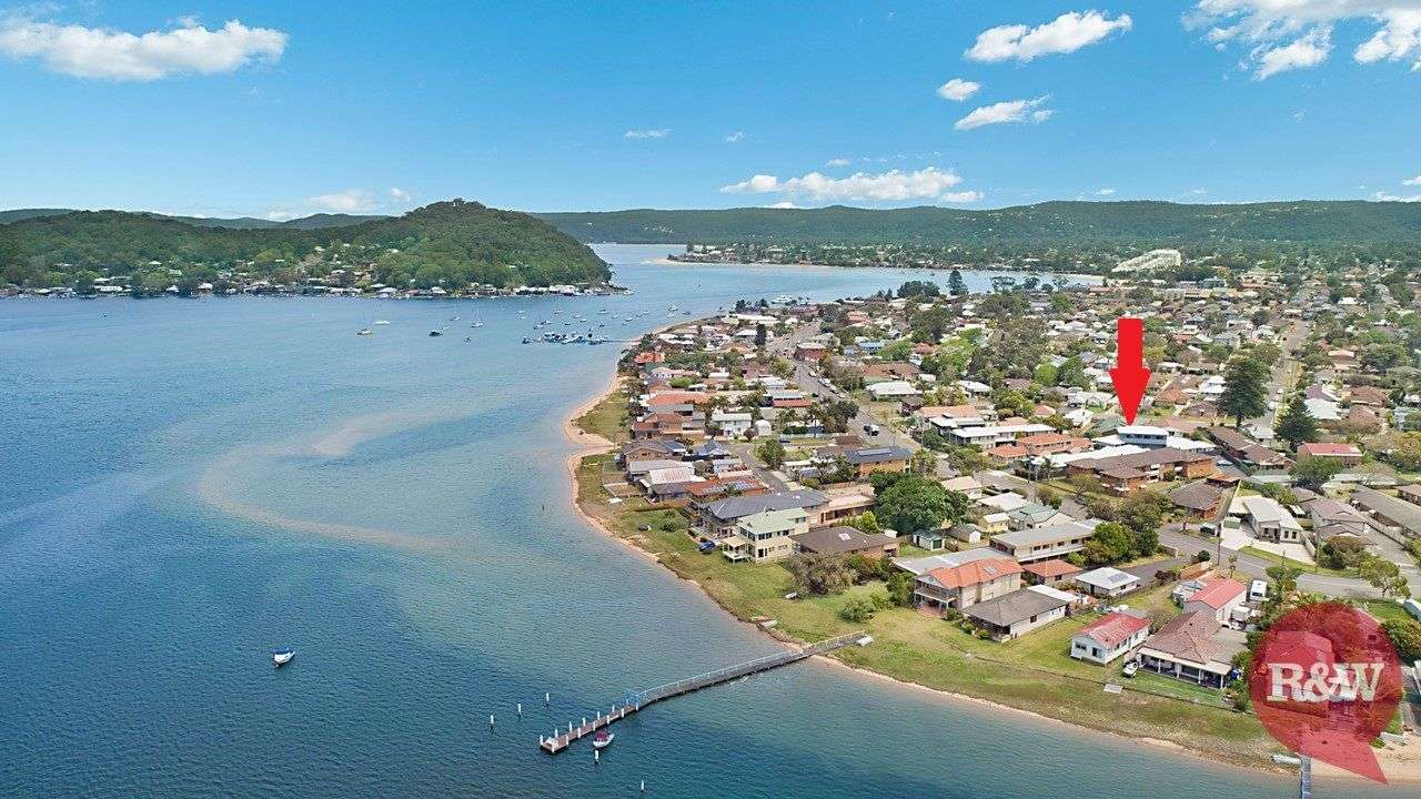 Main view of Homely townhouse listing, 3/163 Booker Bay Road, Booker Bay, NSW 2257