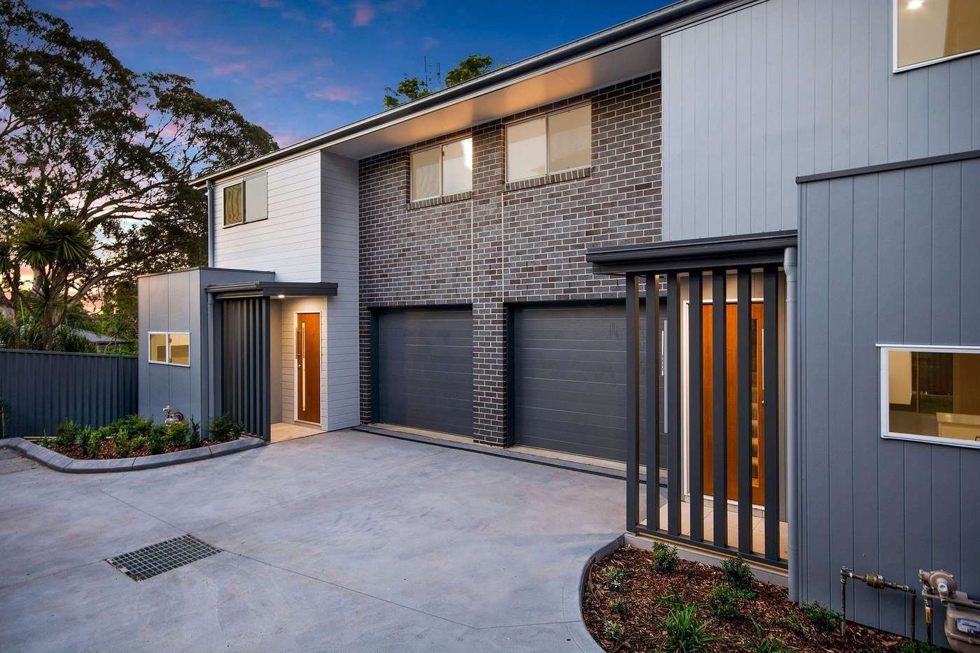 Main view of Homely townhouse listing, 1-5 288 - 290 Newcastle Road, North Lambton NSW 2299