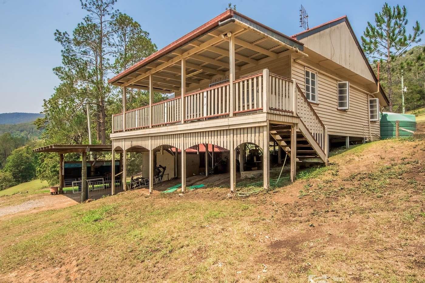 Main view of Homely acreageSemiRural listing, 2903 Nerang Murwillumbah Road, Natural Bridge QLD 4211