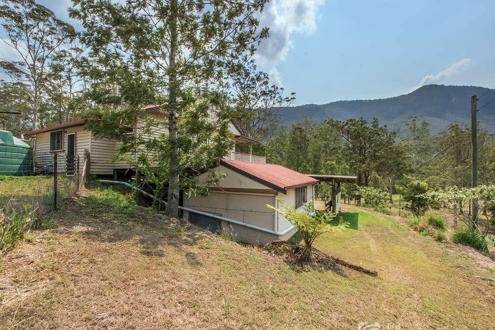 Second view of Homely acreageSemiRural listing, 2903 Nerang Murwillumbah Road, Natural Bridge QLD 4211