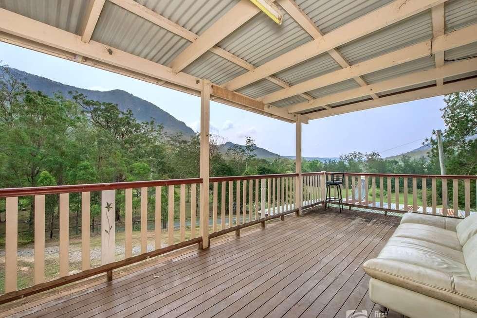 Third view of Homely acreageSemiRural listing, 2903 Nerang Murwillumbah Road, Natural Bridge QLD 4211